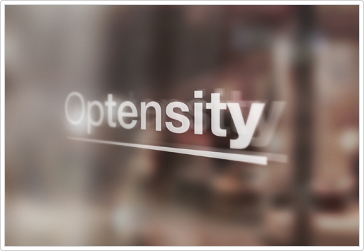 optensity window